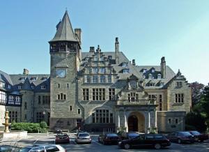 Der Witwensitz der Ex-Kaiserin firmiert heute als Schlosshotel Kronberg / Foto: Wikipedia / dontworry / CC-BY-SA 3.0
