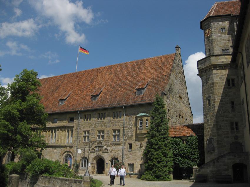 Die Veste Coburg ist eines der beliebtesten Reiseziele in Franken.