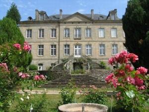 Das prächtige Chateau de Thouron steht zum Verkauf / Foto: ASP