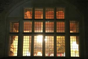 Hohe Räume mit Holzdecke und Riesenschinken an den Wänden, so was mochten die Majestäten.