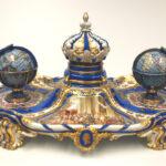 Schloss Linderhof: König Ludwigs teures Schreibzeug