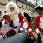 Russisches Flair beim Weihnachtsmarkt auf Festung Königstein