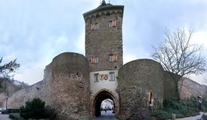 Stadttor und Mauer von Bad Münstereifel / Foto: Wikipedia / Tubs / CC-BY-SA 3.0