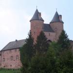 Die Bertradaburg: Geburtsort Karls des Großen?