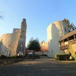Nachts ausgesperrt auf Burg Münstereifel