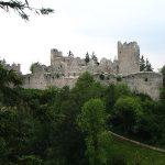 Burg Hohenfreyberg: Letzte Festung des Mittelalters