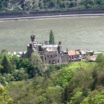 Burg Reichenstein: Raubritterburg soll Hotel werden