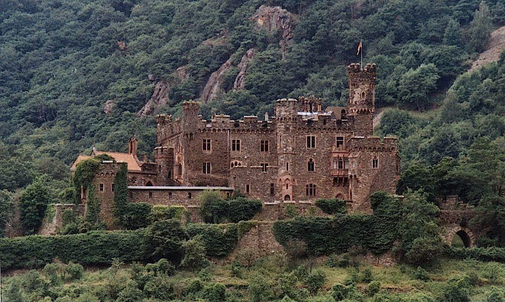 Burg Reichenstein / Foto: Wikipedia / Sir Gawain / CC-BY-SA 3.0