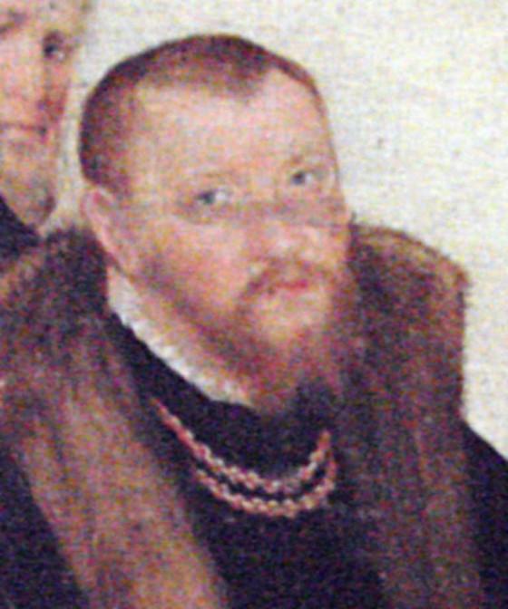 Schloss-Bauherr Georg Cracow / Bild: gemeinfrei