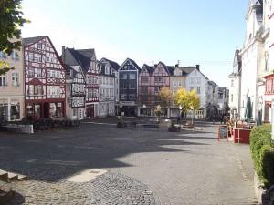 Der Alte Markt von Hachenburg / Foto: Wikipedia / Hachenburger / CC-BY-SA 3.0