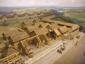 Zehn Kilometer vom Fundort lag die keltische Heuneburg / Foto: Wikipedia / Leporello / CC-BY-SA 3.0