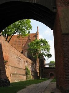 Die Marienburg heute