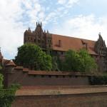 Die Marienburg: Stolz des Deutschen Ordens in Westpreußen