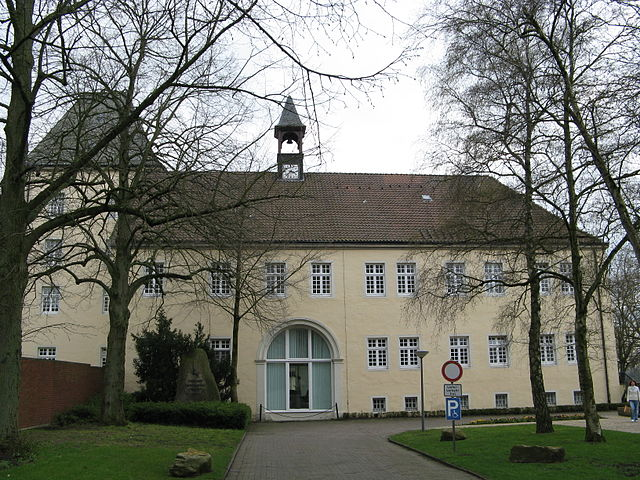 Schloss Haldem / Foto: Wikipedia / Ingo2802 / CC-BY-SA 3.0