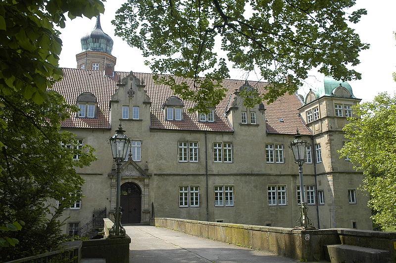 Schloss Ulenburg / Bild: gemeinfrei