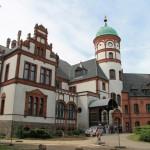 Schloss Wiligrad: Welfen-Löwe zurück am Schweriner See