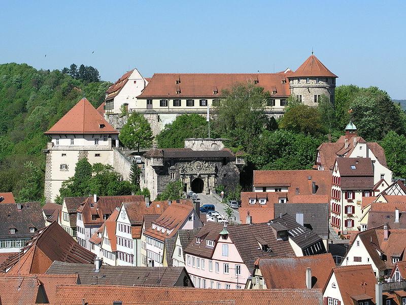 Schloss Hohentübingen / Foto: Wikipedia / Max Sorglos / CC-BY-SA 3.0