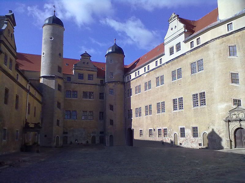 Schloss Lichtenburg / Foto: Wikipedia / Malabon / CC-BY-SA 3.0