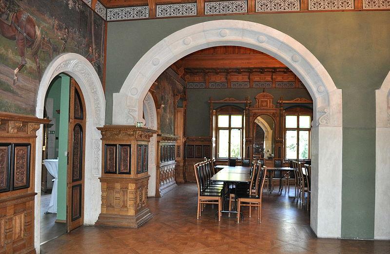 Die Innenausstattung ist üppig Foto: Wikipedia / Lydia1 / CC-BY-SA 3.0