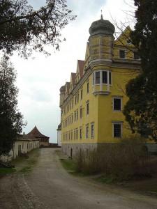 Lernen in fürstlichem Ambiente: Auf Schloss Schwarzenberg wird's möglich / Foto: gemeinfreu