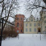 Stein'sches Schloss Nassau: Turm wird saniert