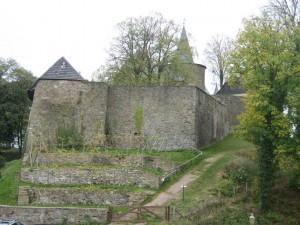 Hohenlimburg: Der Schlossgarten