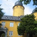 Einbruch auf Schloss Montabaur: Täter verletzt