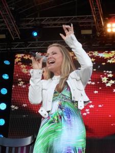 Sängerin Anastacia zieht es auf die Kapfenburg / Foto: Wikipedia / CHR!S /CC-BY-SA 3.0