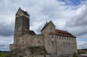 Urig, diese Burg Katzenstein... / Foto: Wikipedia / Tilman2007 / CC-BY-SA 3.0