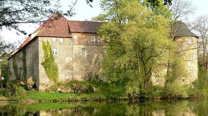 Burg Neuhaus in Wolfsburg / Foto: Axel Hindemith/gemeinfrei
