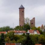 Burg Kirkel: Alter Brunnen wird ausgegraben
