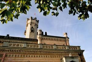 Schloss Montfort mit Turm / Foto: Wikipedia / Vitalis / CC-BY-SA 3.0
