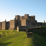 Burgenbau-Boom der Normannen in England