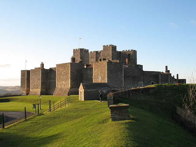 Dover Castle / Foto: Wikipedia / Jake Keup / CC-BY-SA 2.0