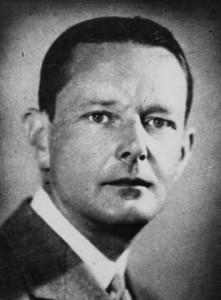 Graf Edward Raczyński im Jahr 1932 / gemeinfrei