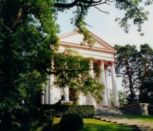 Schloss Rogalin: Die Kapelle / Foto: Wikipedia / J.-H. Janßen / CC-BY-SA 3.0