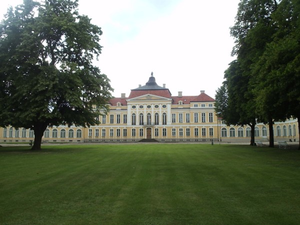 Schloss Rogalin / Foto: Wikipedia / Jan Jerszyński / CC-BY-SA 3.0