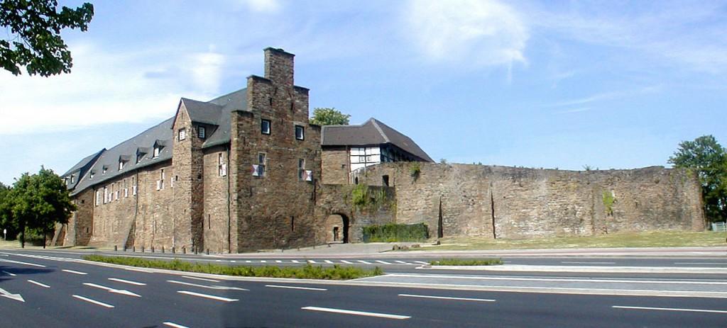 Schloss Broich in Mülheim /gemeinfrei