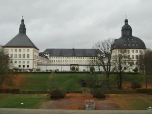 Schloss Friedenstein / Foto: Wikipedia / Michael Sander / CC-BY-SA 3.0