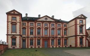 Schloss Malberg: Hofseite des Neuen Hauses / Foto: Wikipedia / Sir Gawain / CC-BY-SA 3.0