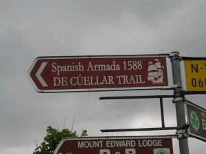 """Der """"De Cuellar-Trail"""" erinnert an das Schicksal der schiffbrüchigen Armada-Besatzungen in Irland / Foto: Wikipedia / Brianbowler / CC-BY-SA 3.0"""