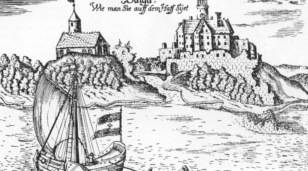 Burg Balga historisch