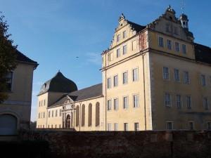 Schloss Coswig soll zum Kulturzentrum werden / Foto: Wikipedia / Jwaller / CC-BY-SA 3.0