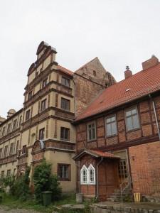 Die Fassade von Schloss Gadebusch / Foto: Concord / CC-BY-SA 3.0