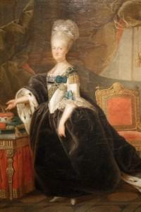 Maria Kunigunde von Sachsen im Jahr 1776 / gemeinfrei