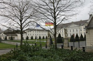 Frühklassizistisch: Schloss Bellevue in Berlin