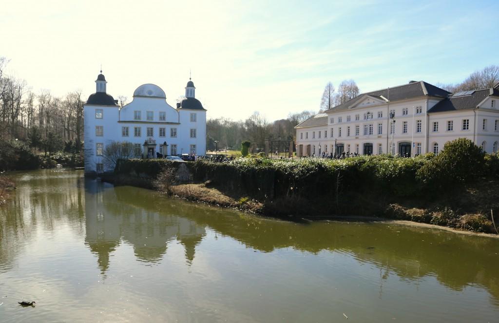 Schloss Borbeck in Essen / Foto: Burgerbe.de