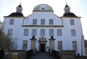 Fassade von Schloss Borbeck