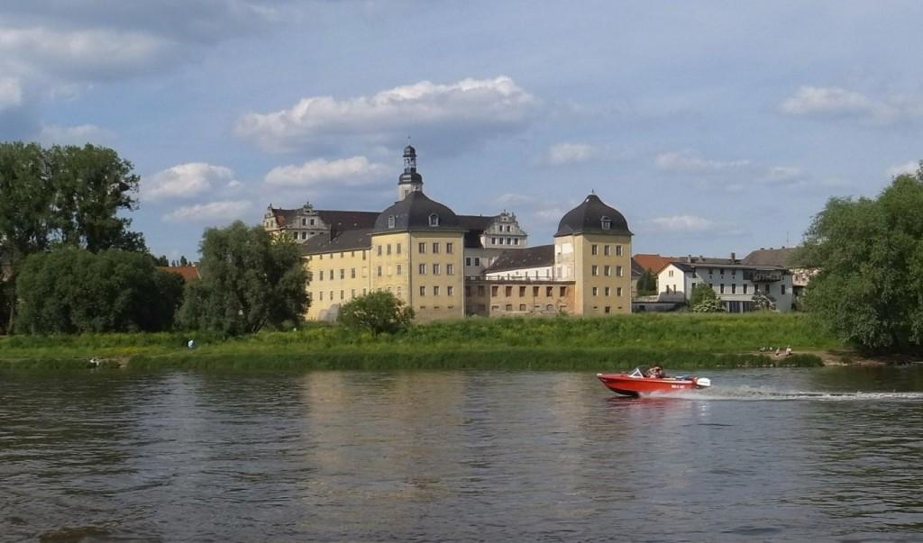 Schloss Coswig an der Elbe / Foto: Wikipedia / M_H.DE / CC-BY-SA 3.0