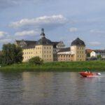 Schloss Coswig: Landkreis setzt Frist für Dach-Reparatur